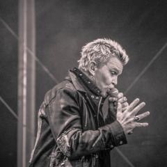 Billy Idol ( 25.07.2015, Sommernachtstraum, Olympia Stadion, München )